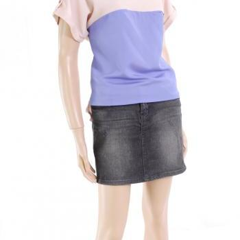 women's blouse,two colors summer top